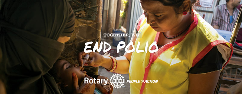 End Polio Now Campaign)800