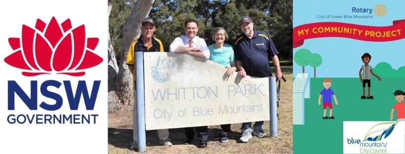 Whitton Park state government project